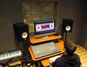 TAPE recording studio