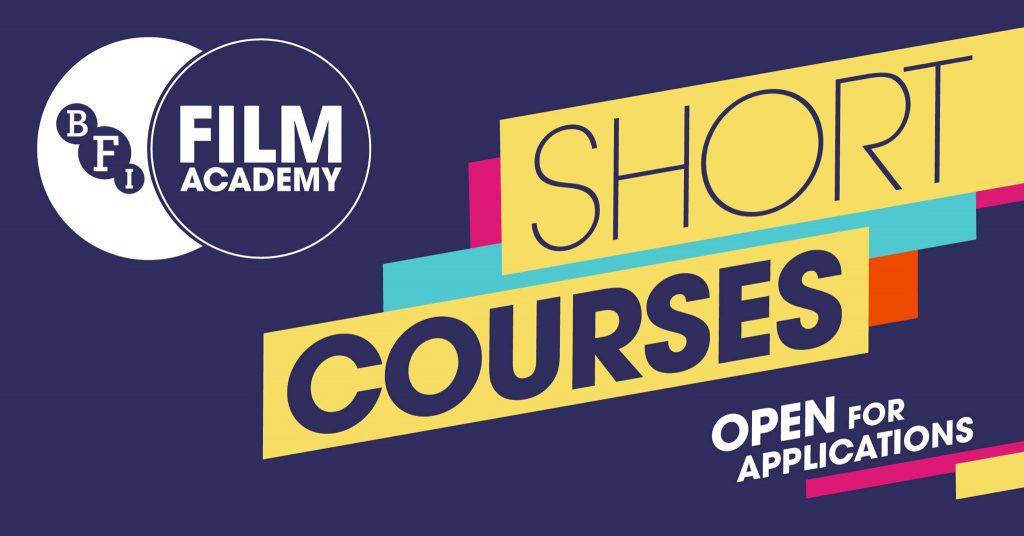BFI Short Courses Banner